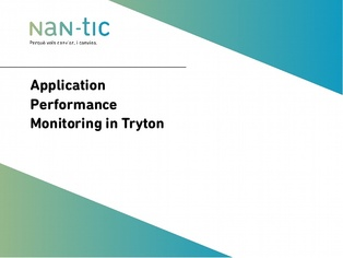Application Performance Monitoring in Tryton