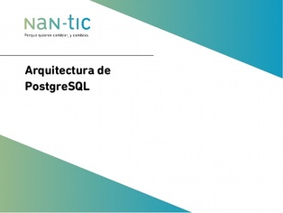 PostgreSQL Architecture (Spanish)