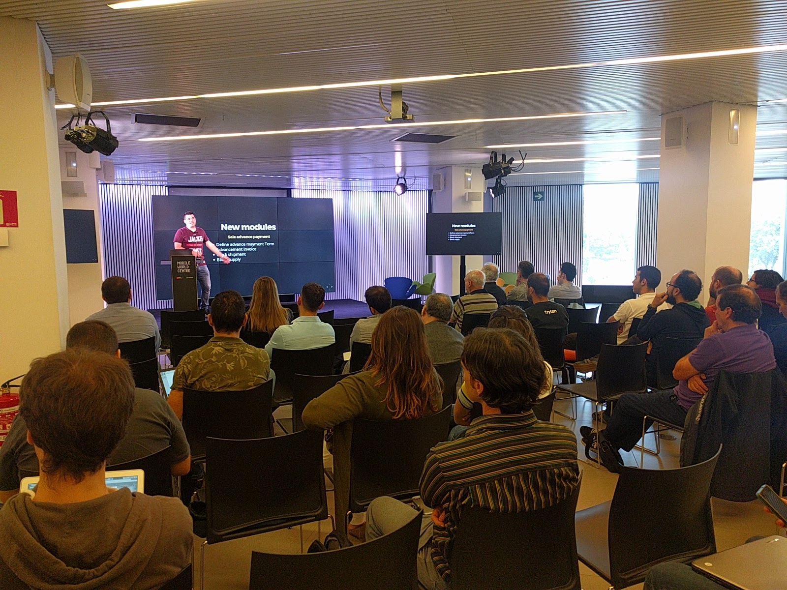 Success of the 2nd Tryton ERP conference organised by NaN-tic in Barcelona
