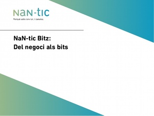 NaN-tic Bitz: from business to bits (Catalan)