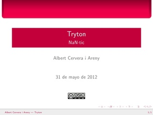 Tryton vs OpenERP (Spanish)